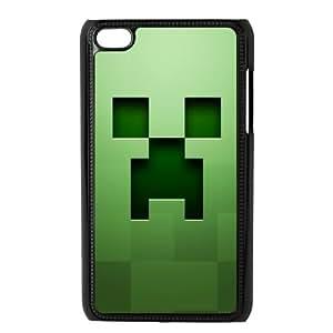 Ipod Touch 4 Phone Case Minecraft F5G8212