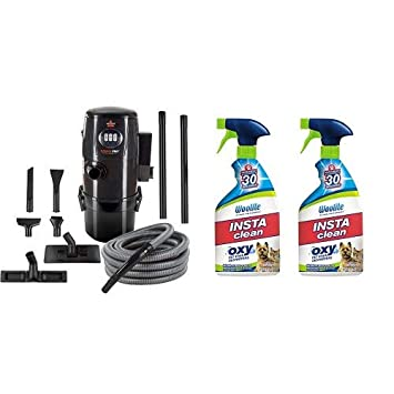 Bissell Garage Pro Wall-Mounted Wet Dry Car Vacuum//Blower with Auto Tool Kit 18P03