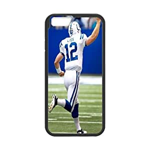 High Quality Phone Case For Apple Iphone 6 Plus 5.5 inch screen Cases -Andre-case NFL cell phone case covers Indianapolis Colts Andrew Luck -LiuWeiTing Store Case 3