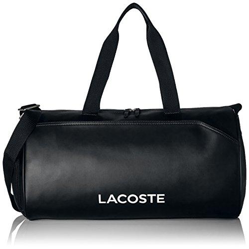 Lacoste Men's L Roll Bag, Black