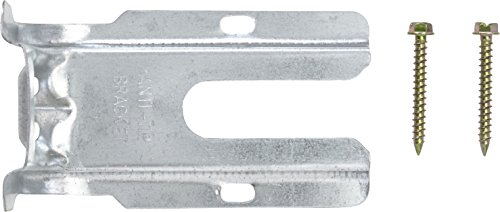anti tip bracket for oven - 2