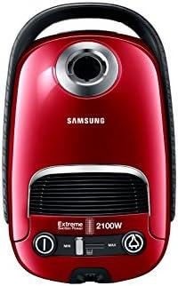 Samsung SC21F60WA 2100 W - Aspiradora (2100 W, Aspiradora cilíndrica, Secar, Sin bolsa, 3,5 L, HEPA,Micro): Amazon.es: Hogar