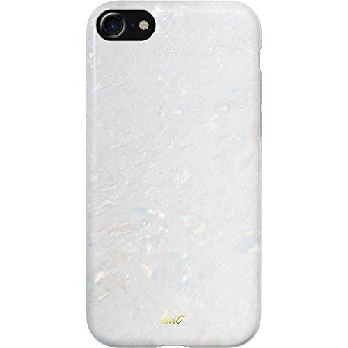 LAUT - POP ARCTIC PEARL case für iPhone 8 / iPhone 7 / iPhone 6s/6 mit Anti-scratch mehrlagigem Schutz (Arctic Pearl)
