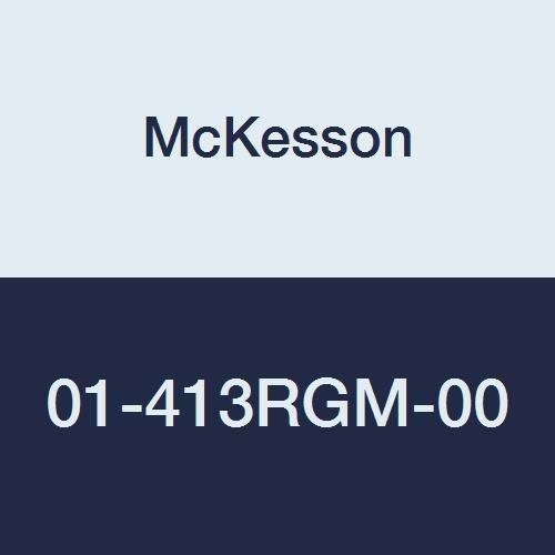 McKesson 01-413RGM-00 Entrust Performance Digital Rectal Thermometer Kit, Standard Probe Hand-Held, Blue (Pack of 25)