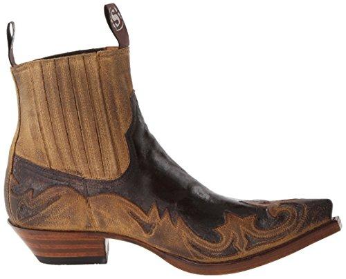 Sendra Mens Dale Western Boot Camello