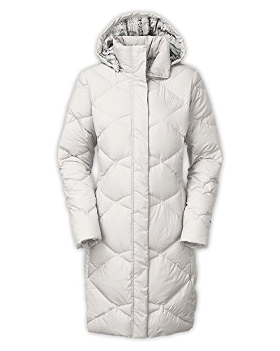The North Face Miss Metro Parka Womens Vaporous Grey M