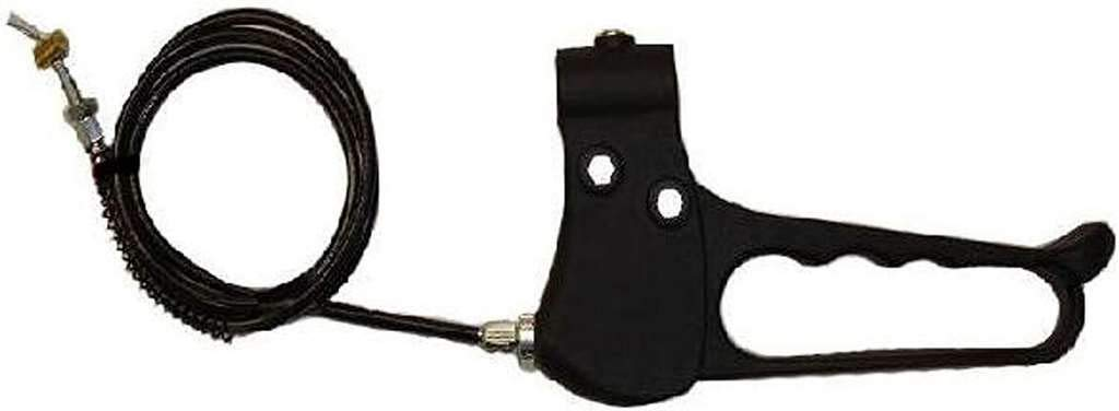 Drive Medical 10257 Rollator Replacement Hand Brake with Cable - Part 9502F1025701-1 Each by Drive Medical