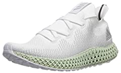 These women's futuristic running shoes have a design guided by years of athlete data. Made for cross-training, they have an adidas Primeknit upper with strategically placed stitching to provide support where you need it most. The midsole has ...