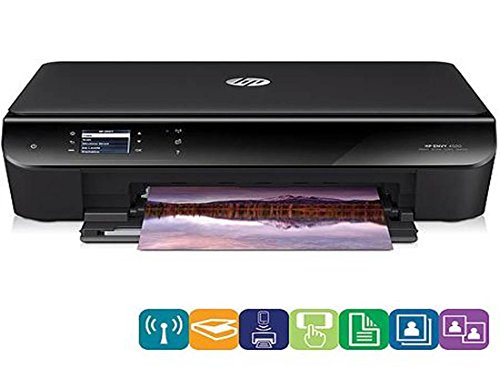 HP Envy 4500 Wireless E All In One Color Photo Printer A9T80A With
