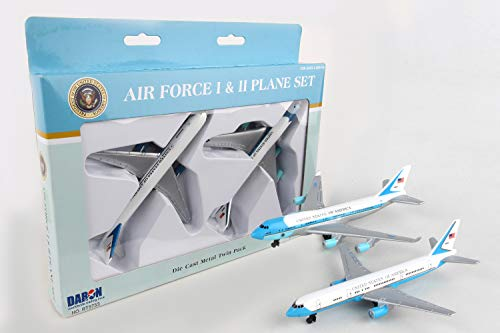 Air Force One 2 Plane set Air Force One and Air Force Two