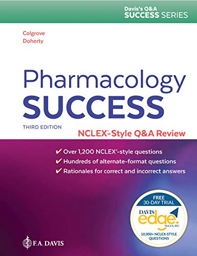 Pharmacology Success: NCLEX-Style Q&A Review