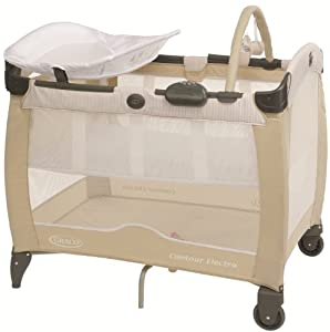 Graco Contour Electra Travel Cot Benny And Bell Amazon