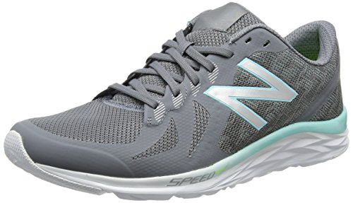 Donna Scarpe blue grey Sportive 790v6 Multicolore New Balance Indoor xaqFpFnz