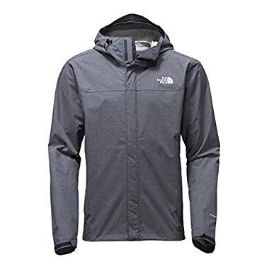 The North Face Men's Venture Jacket (Large, Outer Space Blue Heather)