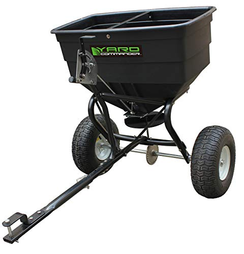 Yard Commander 175LB Tow-Behind Spreader
