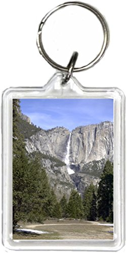 - Yosemite Keychain, the Same Picture on the Two Sides