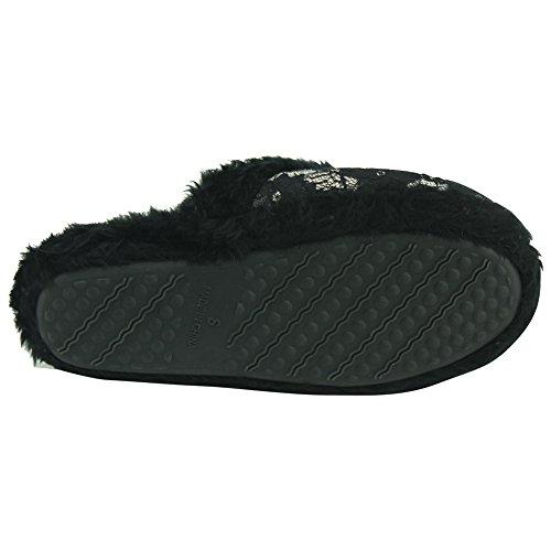Pantofole Da Donna Per I Piedi Morbide E Morbide Pile Di Pantofole Per La Casa