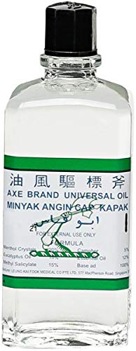 AXE Universal Oil For Quick Relief Of Cold & Headache 56Ml