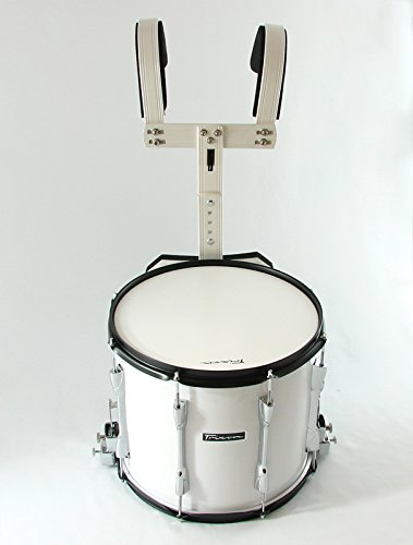 Trixon Field Series III Marching Snare 14 x 12 (White)