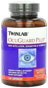 Twinlab Ocuguard Plus Capsules, 144 Count