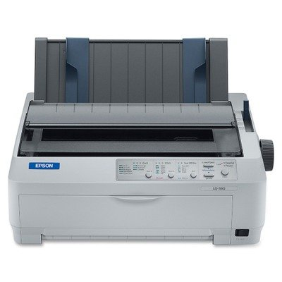 Dot Matrix Printer,529 Speed Draft,16-3/10 quot;x13-4/5 quot;x6-3/10 quot; by Epson (Image #1)