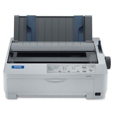 Dot Matrix Printer,529 Speed Draft,16-3/10 quot;x13-4/5 quot;x6-3/10 quot;