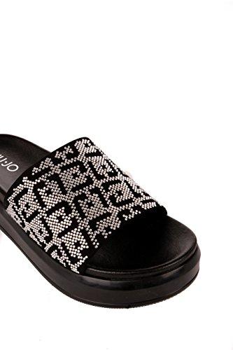 Zapatos Jeans De Jo Vestir Liu Para Mujer Negro ZHEaqpwAx