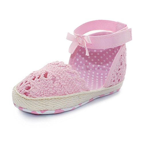 itaar-infant-baby-girls-crib-shoes-ladylike-style-knit-lace-sandals-0-6-months-pink