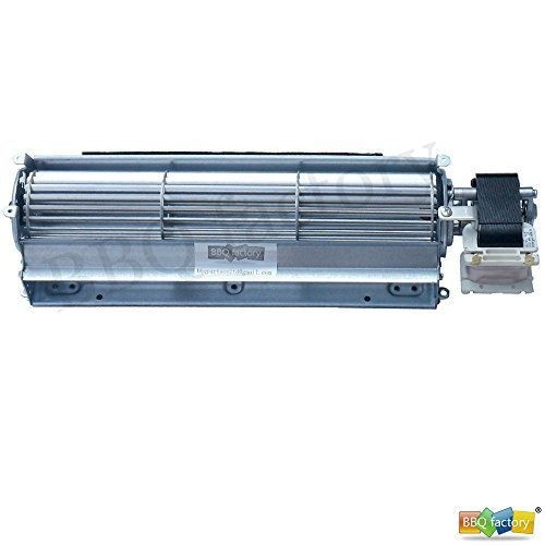 bbq factory® BK BKT GA3650 GA3700 GA3750 Replacment Fireplace Blower Fan UNIT for Desa, FMI, Vanguard, Vexar, Comfort Flame Glow, Rotom by bbq factory