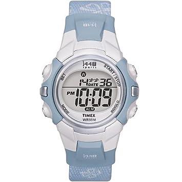 Timex 1440 Sports Indiglo Night Light Womenu0027s T5G891