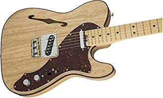 Fender 0114312700 American Elite Telecaster Thinline - Guitarra ...