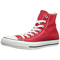 Converse Chuck Taylor All Star High,Red,size Men