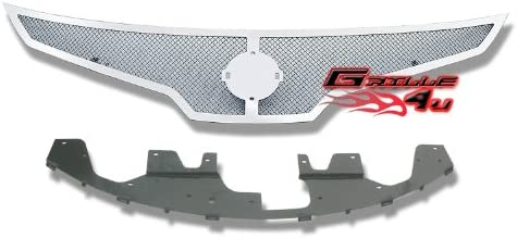 Fits 2009-2010 Nissan Murano Stainless Mesh Grille Insert