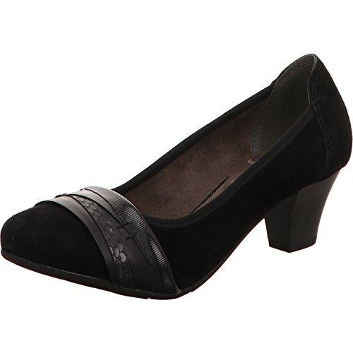 Jana Shoes Da-Pumps Schwarz