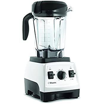 Vitamix 7500 Blender, White