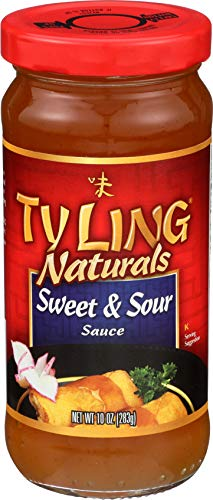 Ty Ling Sweet and Sour Sauce, 10-Ounce Bottle (Pack of 12)