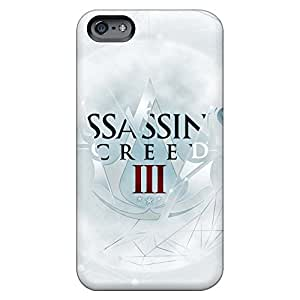 dirt-proof phone skins High Grade Cases Appearance iphone 5s - assassins creed 3 poster