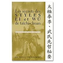 STYLES LI ET WU DE TAICHI-CHUA
