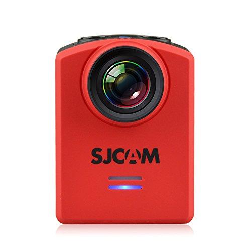 Original SJCAM M20 Sport Action 16MP 2.5 Gyro Video Camera Waterproof DV RED + 1 EXTRA BATTERY Action Cameras SJCAM
