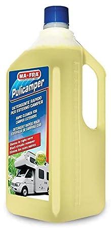Ma-Fra Pulicamper Produit de nettoyage pour exté rieur de camping-car, 2 l MA FRA