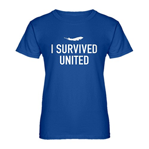 Good Morning America Costumes - Indica Plateau Womens I Survived United