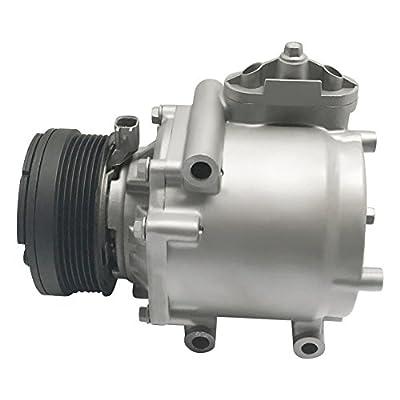 RYC Remanufactured AC Compressor and A/C Clutch IG557: Automotive