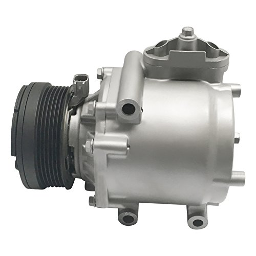 RYC Remanufactured AC Compressor and A/C Clutch IG557