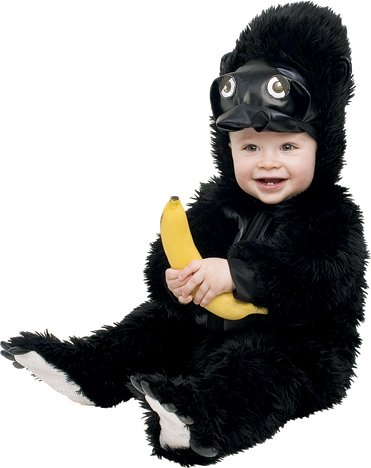 Gorilla Baby Infant Costume - Infant for $<!--$34.99-->