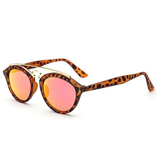 Gafas Gradiente Sol Gafas o Zygeo Ciruela de Espejo de Marca Mujeres Doble Sol de Damas de de Puente t¨¦ de Gatsby Las Dise de Sol Gafas Estilo Lente xwggvtZ5