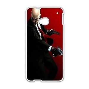 HTC One M7 Phone Case Agent 47 Hitman H8H2348457