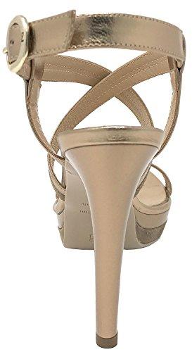 Nero Giardini Metalizado Sandalias 806030de Mujer BBrdq
