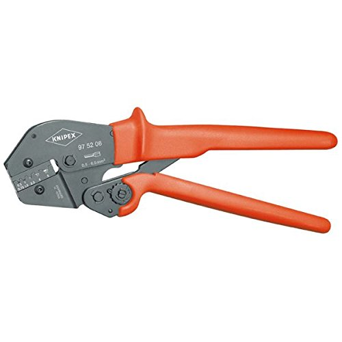 生活日用品 DIYグッズ工具 9752-08 圧着ペンチ B075448WB4
