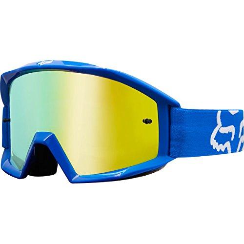 Fox Racing Main Race Goggle-Blue Fox Main Goggles