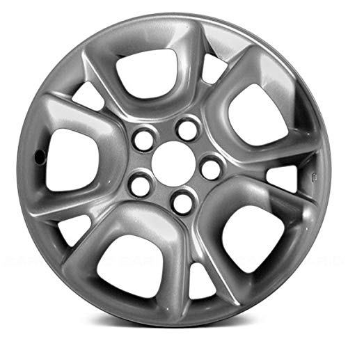 Replacement 10 Spokes Silver Factory Alloy Wheel Fits Toyota Sienna